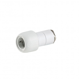 Hep2o Hd2/28w Socket Reducer White 28mm X 22mm