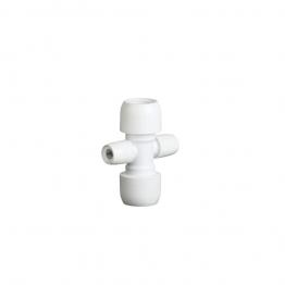 Hep2o Hx92b/22w Two Port Manifold All Socket White 22mm X 10mm