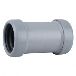Osma Waste 2w102g Universal Connector 50mm Grey