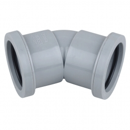 Osma Waste 4w163g Bend 45 Degree 32mm Grey