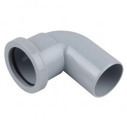 Osma Waste 4w260g Spigot Bend 90 Degree 32mm Grey