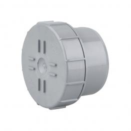 Osmasoil 6s292g Plain Ended Access Plug Grey 160mm