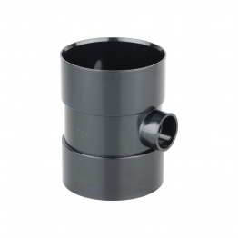 Osmasoil 4s483b Solvent Weld Bossed Pipe Black 110mm