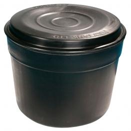 Polytank C25c Circular Lid Bl30 Kit Insulation 25 Gallon