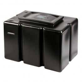 Polytank 241717 Rectangular Cistern 15 Gallon Including Full Kit