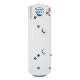 Gledhill Asl0085 Direct Solar Stainless Steel Unvented Cylinder 300l
