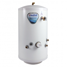 Gledhill Asl0040 Indirect Stainless Steel Unvented Cylinder 120l