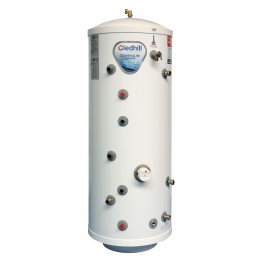Gledhill Hp400ind Stainless Unvented Heatpump Cylinder 400l