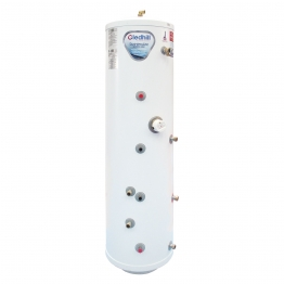 Gledhill Asl475ind210sol Slimline Stainless Lite Indirect Solar 210l