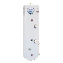 Gledhill Asl475d210s Slimline Stainless Lite Direct Solar 210l