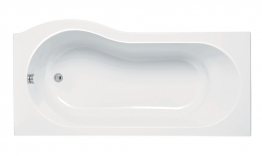 Iflo Rennes Shower Bath End Panel 750mm X 570mm