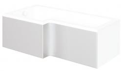 Iflo Metz Shower Bath Front Panel 1700mm X 510mm