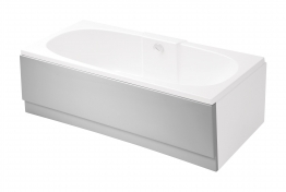 Iflo Limoges End Bath Panel 800mm X 510mm