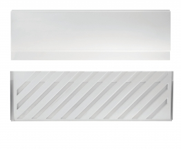 Iflo Reinforced End Bath Panel 700mm X 510mm