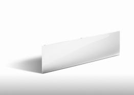 Roca 259818000 Front Panel Luxury Reinforced 1800mm