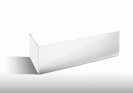 Roca 259828000 L Shaped Panel Luxury Reinforced 1800mm X 900mm
