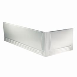 Twyford Omnifit End Bath Panel White Pp2172wh