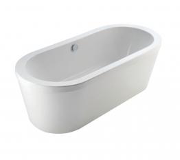 Iflo Taura Freestanding Bath 1850mm X 900mm