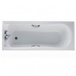 Twyford Gn8422wh Galerie Bath White 1500mm X 700mm