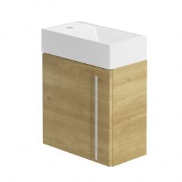 Form 400 Hand Basin Unit/odessa Oak