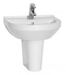 Vitra 5313l003-0999 S50 Washbasin Round 500mm
