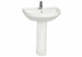 Vitra 5303l003-0999 S50 Washbasin Round 650mm
