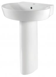 Iflo Kamira Round Full Basin Pedestal