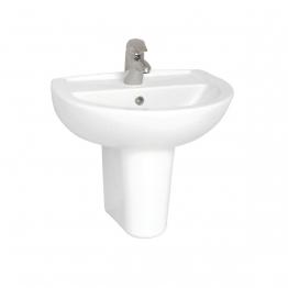 Vitra 5281l003-7201 Zentrum Semi Pedestal