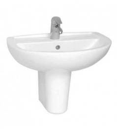 Vitra 5281l003-7201 Layton Half Pedestal Large White