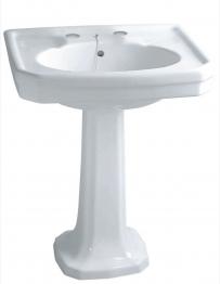 Iflo Herita Full Basin Pedestal