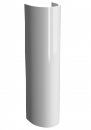 Vitra 6936l003-0156 S50 Full Pedestal