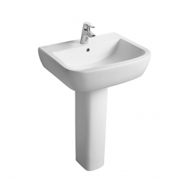 Ideal Standard E020001 Alto/studio Hand Rinse Pedestal White