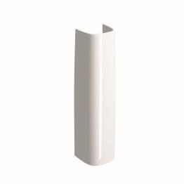 Twyford Md4910wh Moda Full Pedestal White