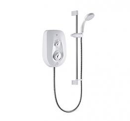 Mira 1.1788.004 Vie Electric Shower White 8.5kw