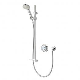 Aqualisa Quartz Digital Qzd.a2.br.14 Digital Shower Concealed With Fixed Head Gravity Pumped