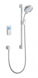 Mira Vision 1.1797.003 Dual High Pressure/combi Mixer Shower Rear Fed