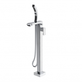 Dorona Fs Bath Shower Mixer Chrome