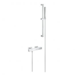 Grohe 34516000 Grohtherm Cube Shower Set (wall-mounted)