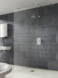 Iflo Linear Wet Room Panel And Kit 1000mm