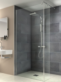 Iflo Kalhatti Wet Room Shower Panel 900mm