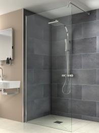 Iflo Kalhatti Wet Room Shower Panel 1000mm