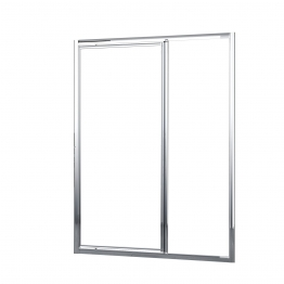 Novellini Lunesgf114-1k Lunes Clear Glass