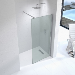 Kudos Ultimate2 5wp1400 Wetroom Glass Panel 1400mm