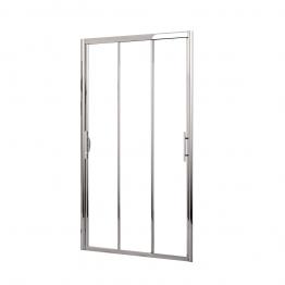 Novellini Lunesp114-1k Lunes Clear Glass