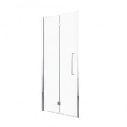Novellini Young Y21bs77d-1k 2.0 1bs Right Hand 770-810mm Adjustment Shower Door