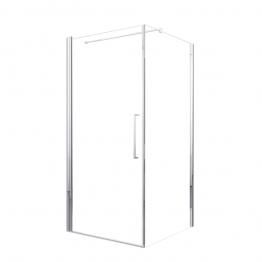 Novellini Y2fg75-1k Young Side Panel 750-770mm