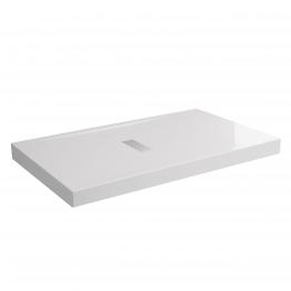 Novellini Cu1408011 30 Custom Shower Tray White 1400mm X 800mm X 120mm