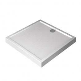 Novellini Ol1608011-30 Shower Tray Olympic External Rim White 030 11.5cm 160mm X 80mm