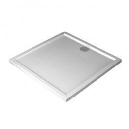 Novellini Ol801204-30 Shower Tray Olympic External Rim White 030 4.5cm 80mm X 120mm