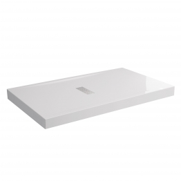 Novellini Cu1808011 30 Custom Shower Tray White 1800mm X 800mm X 120mm